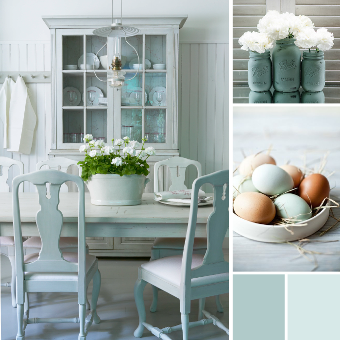 Duck Egg Dining Room Ideas Of Style File Duck Egg Blue House Of Hawkes