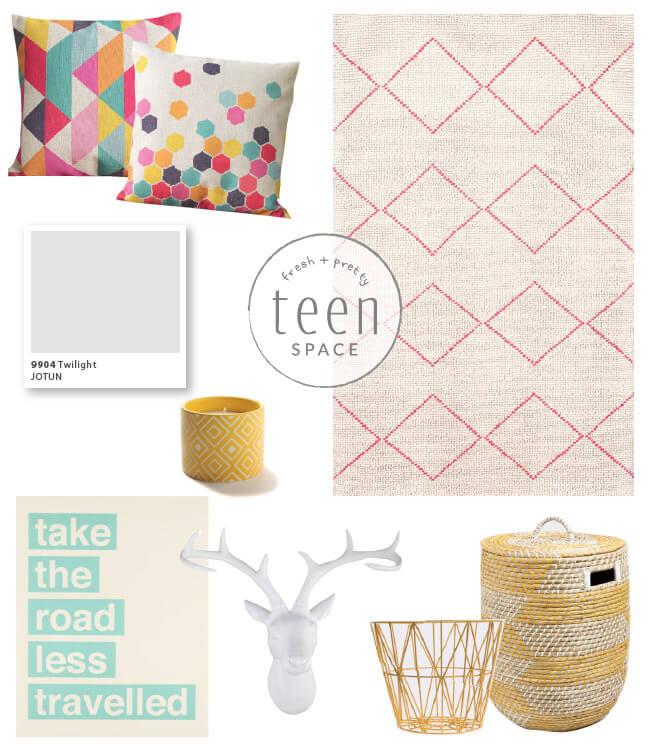 Teen girl room ideas