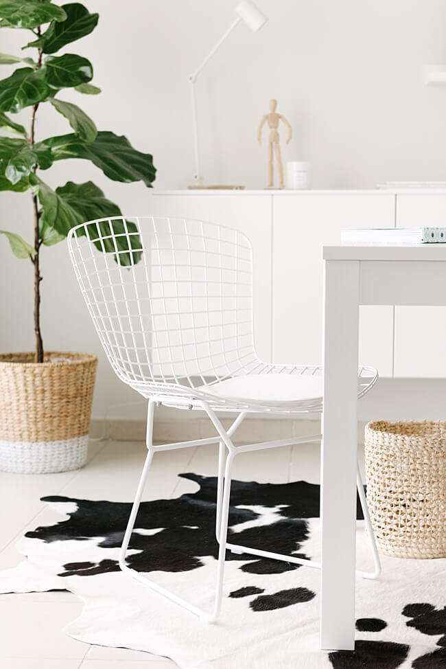 Home Office Makeover House Of Hawkes