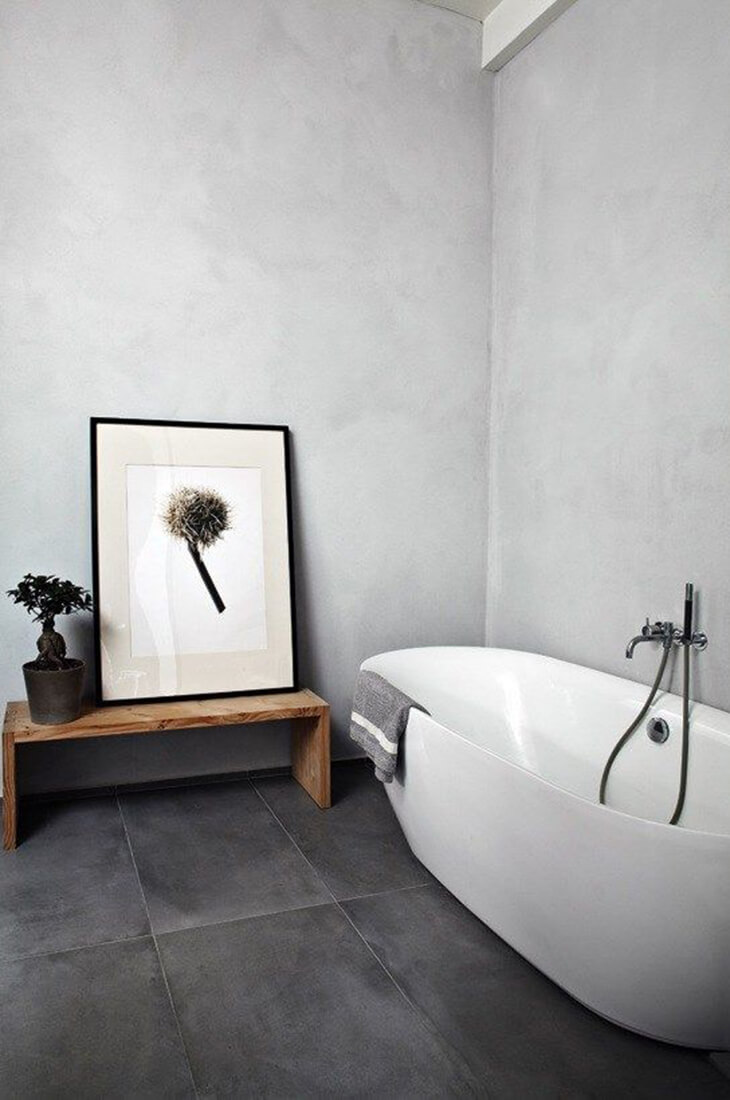 Micro Trend: Bathroom Art - House of Hawkes